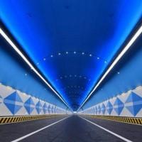 铁路蓄光陶瓷-隧道自发光瓷砖-公路自发光材料