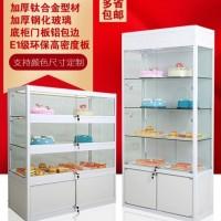 南京2021玻璃展柜定制